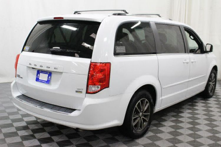 2017 Dodge Grand Caravan SXT Wheelchair Van For Sale #3