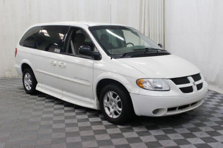 2002 Dodge Grand Caravan Sport Wheelchair Van For Sale #5