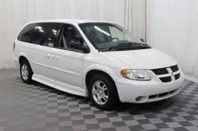 2002 Dodge Grand Caravan Wheelchair Van For Sale -- Thumb #5