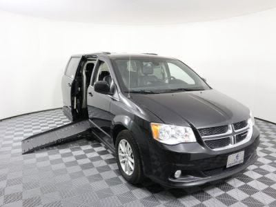 New Wheelchair Van for Sale - 2019 Dodge Grand Caravan SXT Wheelchair Accessible Van VIN: 2C4RDGCG6KR677298