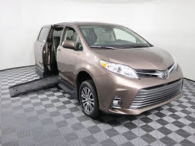 New Wheelchair Van for Sale - 2020 Toyota Sienna XLE Wheelchair Accessible Van VIN: 5TDYZ3DC9LS031568