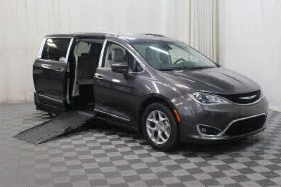 Handicap Van for Sale - 2017 Chrysler Pacifica Touring-L Plus Wheelchair Accessible Van VIN: 2C4RC1EG7HR756825