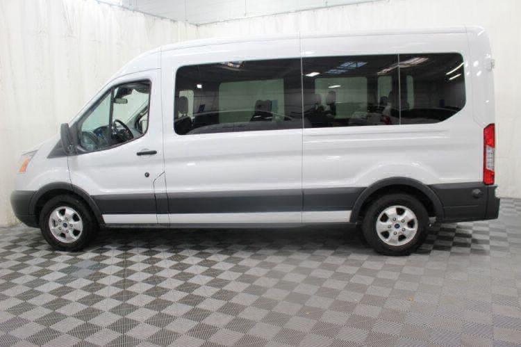 2017 Ford Transit Passenger 350 XLT Wheelchair Van For Sale #9