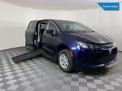 Handicap Van for Sale - 2020 Chrysler Voyager LX Wheelchair Accessible Van VIN: 2C4RC1CG1LR132109
