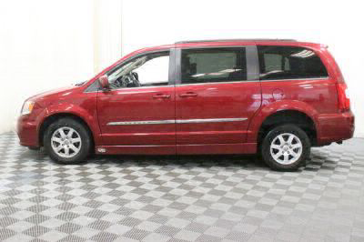 2012 Chrysler Town and Country Wheelchair Van For Sale -- Thumb #9