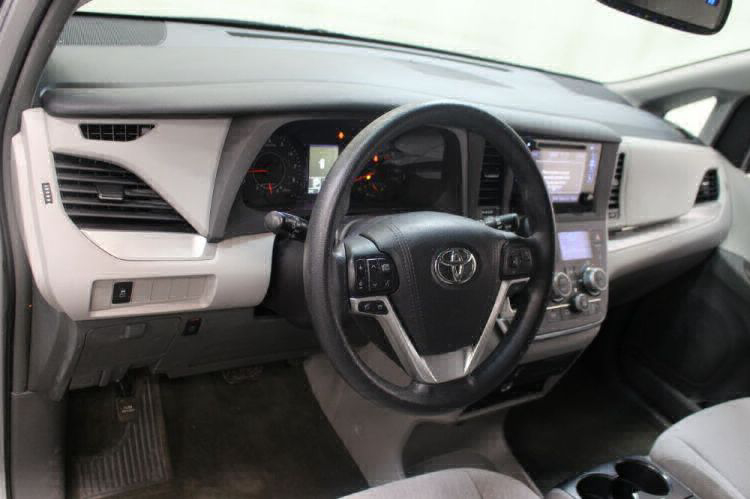 2015 Toyota Sienna LE Wheelchair Van For Sale #16