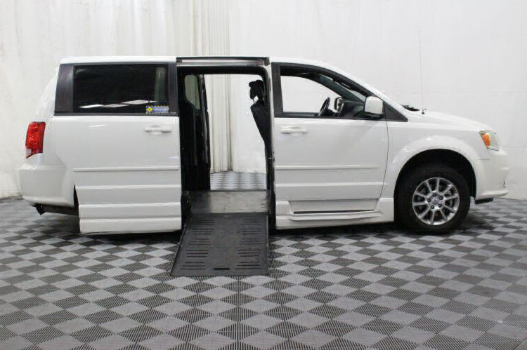 2012 Dodge Grand Caravan R/T Wheelchair Van For Sale #2
