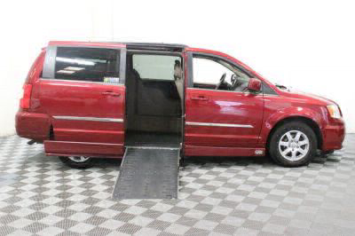 2012 Chrysler Town and Country Wheelchair Van For Sale -- Thumb #2