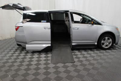 Handicap Van for Sale - 2012 Honda Odyssey Touring Elite Wheelchair Accessible Van VIN: 5FNRL5H92CB006984