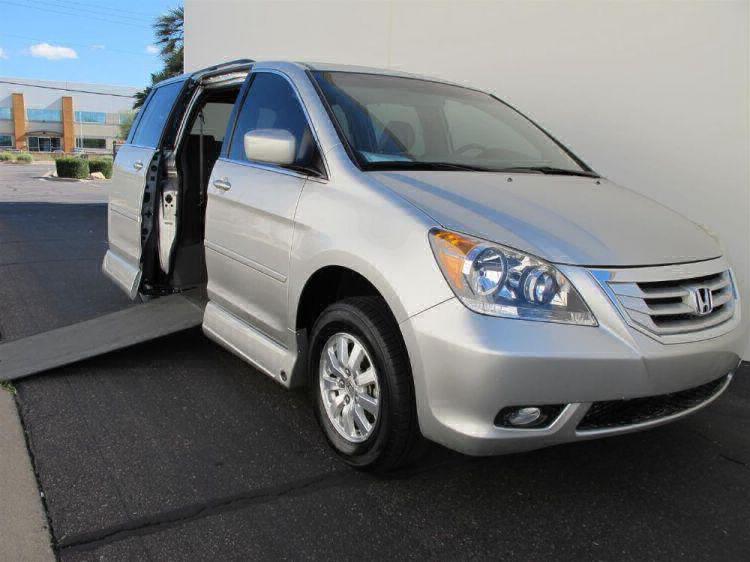 2008 Honda Odyssey EX-L Wheelchair Van For Sale #4
