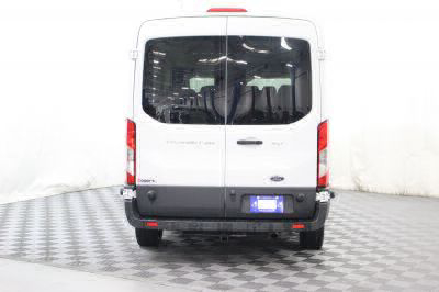 Commercial Wheelchair Vans for Sale - 2016 Ford Transit Passenger 350 XLT 12 ADA Compliant Vehicle VIN: 1FBZX2CM9GKA86523