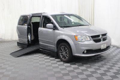 Handicap Van for Sale - 2017 Dodge Grand Caravan SXT Wheelchair Accessible Van VIN: 2C4RDGCG4HR604780