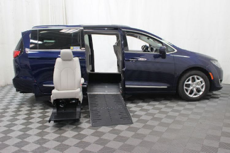 2017 Chrysler Pacifica Touring-L Plus Wheelchair Van For Sale #28