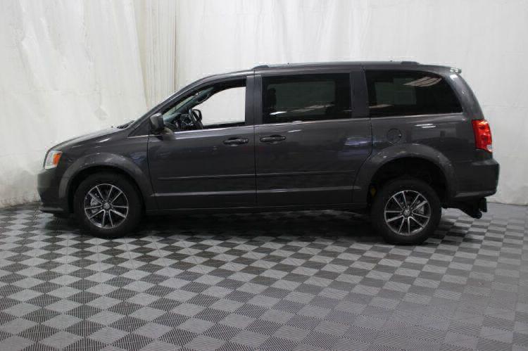2017 Dodge Grand Caravan SXT Wheelchair Van For Sale #22