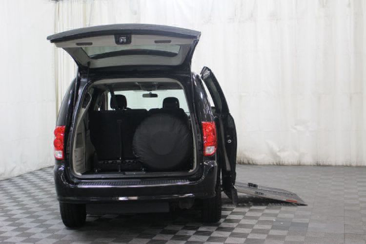 2015 Dodge Grand Caravan SXT Wheelchair Van For Sale #5