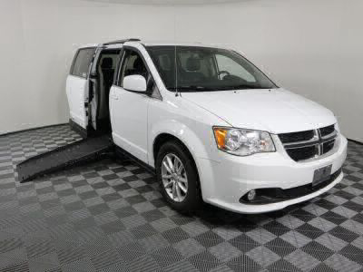 Handicap Van for Sale - 2019 Dodge Grand Caravan SXT Wheelchair Accessible Van VIN: 2C4RDGCG7KR632757