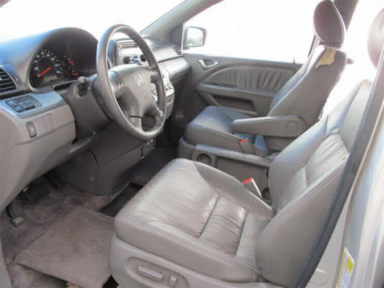 2008 Honda Odyssey EX-L Wheelchair Van For Sale #10