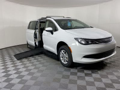 Handicap Van for Sale - 2020 Chrysler Voyager LXi Wheelchair Accessible Van VIN: 2C4RC1DG6LR144478