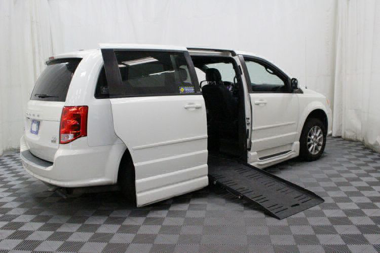 2012 Dodge Grand Caravan R/T Wheelchair Van For Sale #3