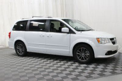 Commercial Wheelchair Vans for Sale - 2017 Dodge Grand Caravan SXT ADA Compliant Vehicle VIN: 2C4RDGCG5HR690519