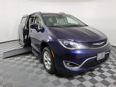 Used Wheelchair Van for Sale - 2019 Chrysler Pacifica Touring L Plus Wheelchair Accessible Van VIN: 2C4RC1EGXKR633432