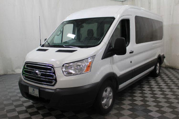 2017 Ford Transit Passenger 350 XLT Wheelchair Van For Sale #10