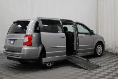 Used 2015 Chrysler Town & Country Touring Wheelchair Van