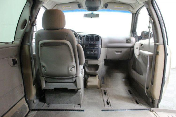 2002 Dodge Grand Caravan Sport Wheelchair Van For Sale #15