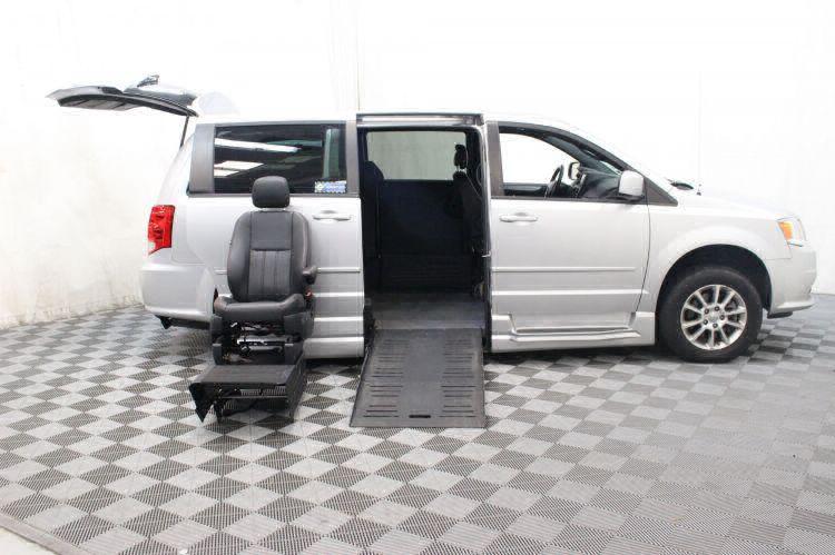 2012 Dodge Grand Caravan R/T Wheelchair Van For Sale #9
