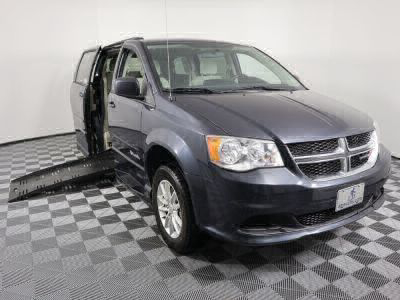 Used Wheelchair Van for Sale - 2013 Dodge Grand Caravan SXT Wheelchair Accessible Van VIN: 2C4RDGCG6DR650217