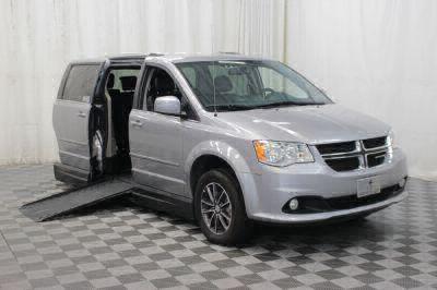 Used Wheelchair Van for Sale - 2017 Dodge Grand Caravan SXT Wheelchair Accessible Van VIN: 2C4RDGCG0HR730991