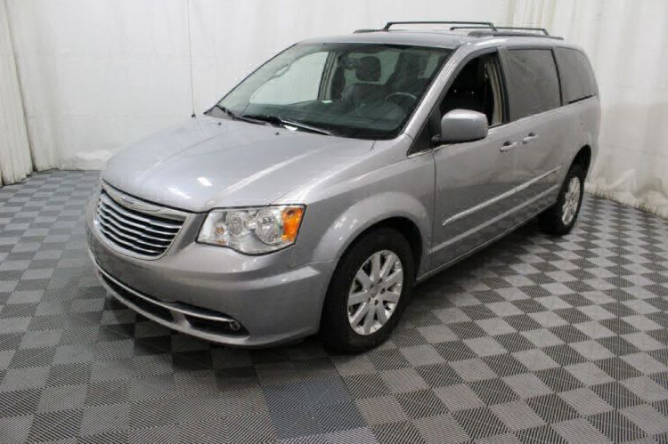 2016 Chrysler Town and Country Touring Wheelchair Van For Sale #14