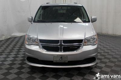 2011 Dodge Grand Caravan Wheelchair Van For Sale -- Thumb #14