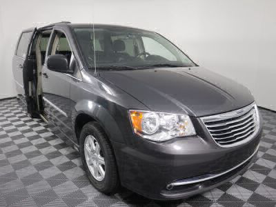 Used Wheelchair Van for Sale - 2011 Chrysler Town & Country Touring Wheelchair Accessible Van VIN: 2A4RR5DG3BR789216