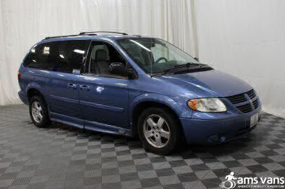 2007 Dodge Grand Caravan Wheelchair Van For Sale -- Thumb #11