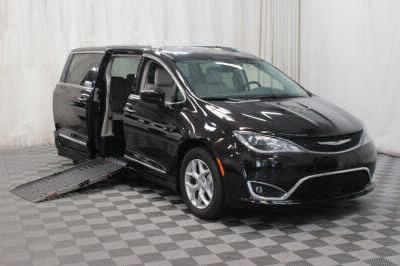 Handicap Van for Sale - 2017 Chrysler Pacifica Touring-L Plus Wheelchair Accessible Van VIN: 2C4RC1EGXHR756821