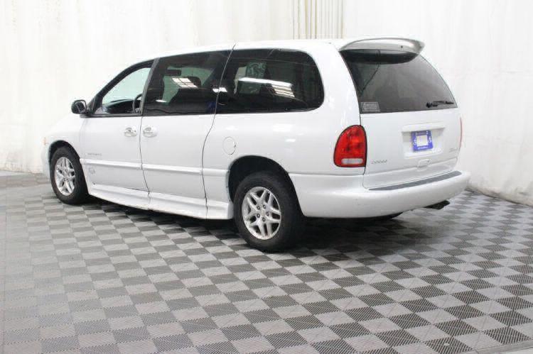 2000 Dodge Grand Caravan SE Wheelchair Van For Sale #25