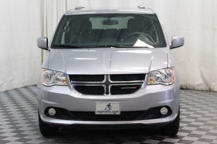 2017 Dodge Grand Caravan SXT Wheelchair Van For Sale #20