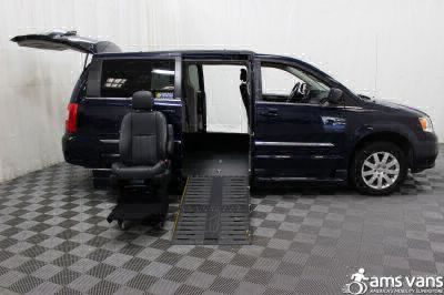 2014 Chrysler Town and Country Wheelchair Van For Sale -- Thumb #8
