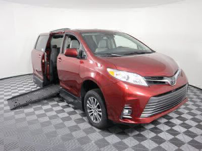 New Wheelchair Van for Sale - 2019 Toyota Sienna XLE Wheelchair Accessible Van VIN: 5TDYZ3DCXKS986605