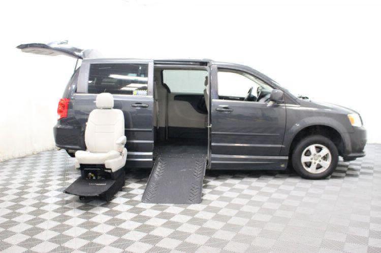 2011 Dodge Grand Caravan Crew Wheelchair Van For Sale #6