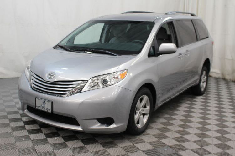 2015 Toyota Sienna LE Wheelchair Van For Sale #23