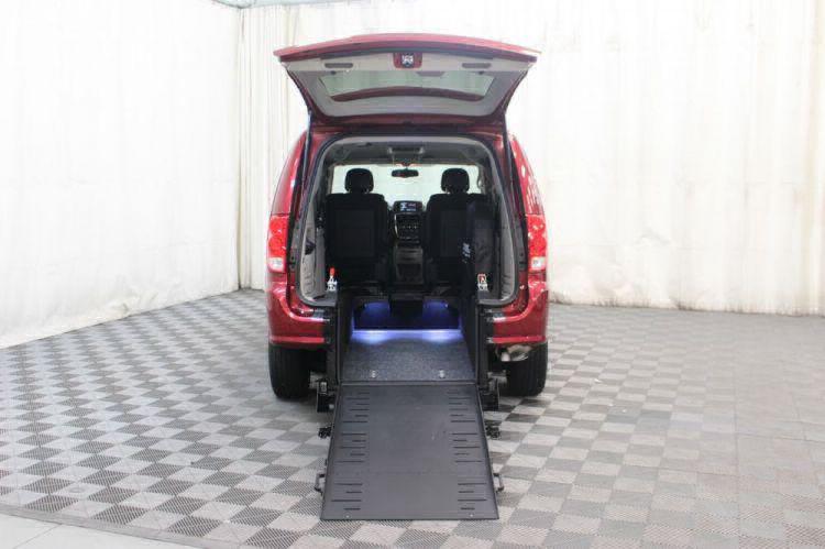 2014 Dodge Grand Caravan SE Wheelchair Van For Sale #2
