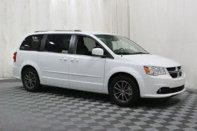 New Wheelchair Van for Sale - 2017 Dodge Grand Caravan SXT Wheelchair Accessible Van VIN: 2C4RDGCG6HR709949