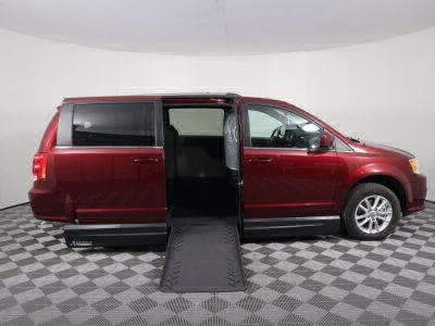 New Wheelchair Van for Sale - 2019 Dodge Grand Caravan SXT Wheelchair Accessible Van VIN: 2C4RDGCG4KR691149