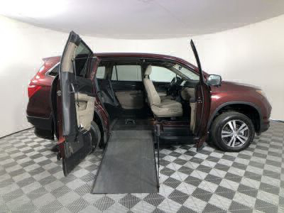 Handicap Van for Sale - 2018 Honda Pilot EX-L w/Navi Wheelchair Accessible Van VIN: 5FNYF5H78JB024615