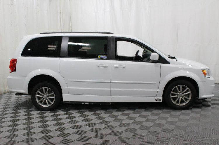 2015 Dodge Grand Caravan SXT Wheelchair Van For Sale #11