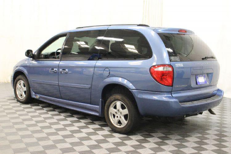 2007 Dodge Grand Caravan SXT SXT Wheelchair Van For Sale #7