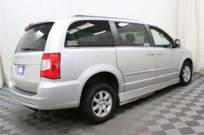 Used Wheelchair Van for Sale - 2012 Chrysler Town & Country Touring Wheelchair Accessible Van VIN: 2C4RC1BG6CR145147