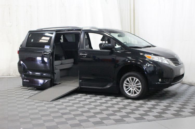 2016 Toyota Sienna XLE Wheelchair Van For Sale #1
